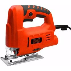 Black+Decker 400w Single Speed Compact Jigsaw, Js10-b5