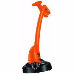 Black+Decker GL360GB Garden String Strimmer, 25 cm, 350 W, Orange