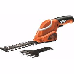 Black+Decker 7V Shear Shrubber Combo Kit - GSL700-QW