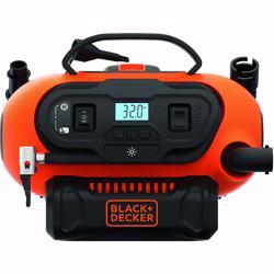 Black+Decker Multi Purpose Inflator, BDCINF18N-GB
