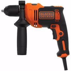 Black+Decker Corded Drill 550W, BEH550-GB preview