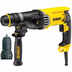Dewalt 28mm, 900W, VSR, Compact Hammer (SDS-plus) with AVC