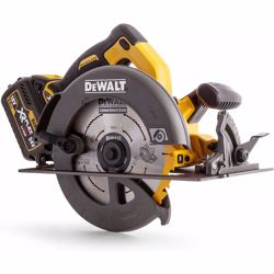 Dewalt Cordless Precision Circular Saw, Yellow/Black, 67 mm, Dcs575T2-Gb