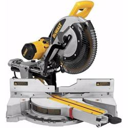 Dewalt Double Bevel Sliding Compound Miter Saw - Dws780-gb