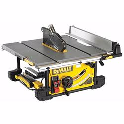 Dewalt Lightweighted Table Saw - DW745-GB (Multi Color)