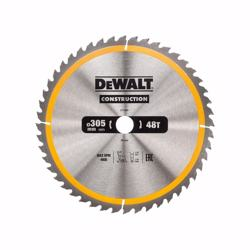 Dewalt - Stationary Construction Circular Saw Blade 305 x 30mm x 48T