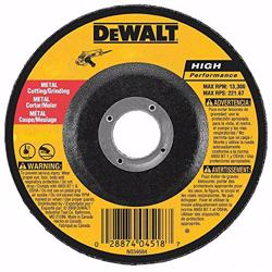Dewalt 115 mm Metal Cutting Disc - DX7927-AE