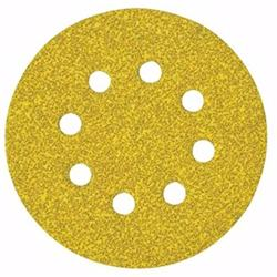 Dewalt 125mm Orbital Sanding Disc Pack Of 10 - Dt3106-qz
