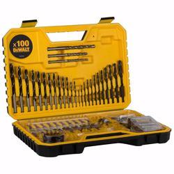Dewalt DT71563 - QZ Combination Drill Bit Set 100 Piece