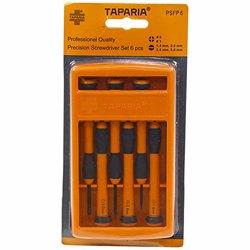 Taparia PSFP6 Precision Screw Driver Set