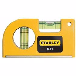 Stanley 042130 Magnetic Horizontal/ Vertical Pocket Level preview