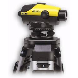 Stanley Level AL24 GVP Levelling Instrument Set with Tripod and Carry Case, 1 – 160 preview