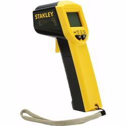Stanley STHT0-77365 Digital Infrared Thermometer-38C-520C, Black/Yellow