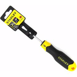 Stanley STHT 65186-8 Cushion Grip Screwdriver Flat 5 mm x 75 mm