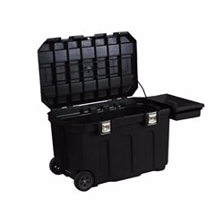 STANLEY 1-93-278 50 Tool Chest with Metal Latches - 50 Gallon