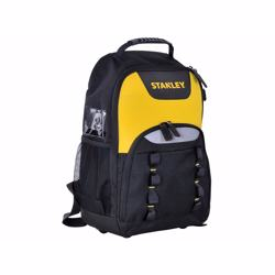 Stanley STST515155 Backpack for Unisex - Polyester, Black and Yellow