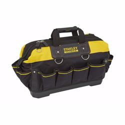 Stanley Tool Bag 18 inch Fatmax, 1-93-950 with Stanley T-shirt and Stanley Cap