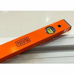 Black+Decker BDHT43189 Aluminum Box Beam Level Orange 60cm preview