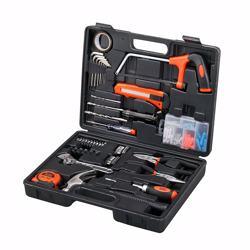 Black+Decker Hand Tool Kit, Orange/Black, BMT108C, 108 Pieces preview
