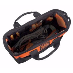 Black+Decker Tool Bag, 12 inch, BDST73820-8 preview